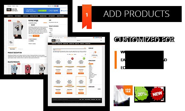1 r - REHub - Price Comparison, Business Community, Multi Vendor, Directory Theme