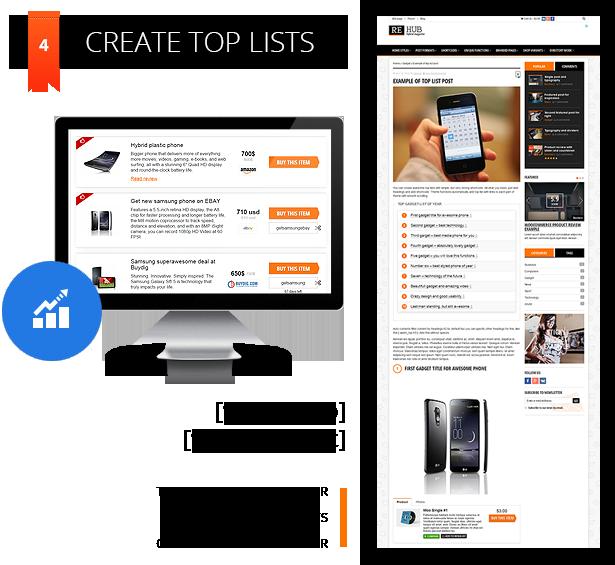 4 r - REHub - Price Comparison, Business Community, Multi Vendor, Directory Theme