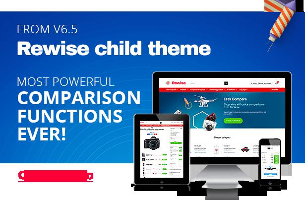 rewisetf - REHub - Price Comparison, Business Community, Multi Vendor, Directory Theme